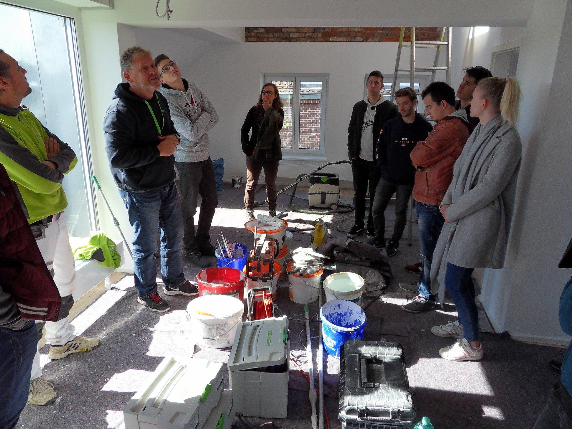 Festool RLPS Project – Intensive week
